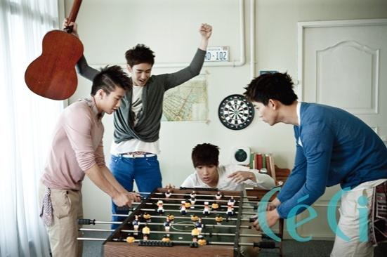 2PM for Ceci aug 2009