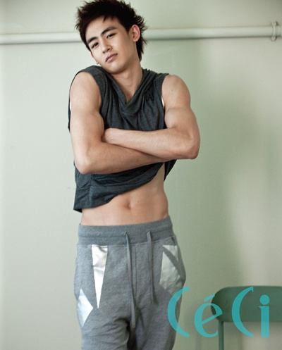 2PM khun for Ceci aug 2009