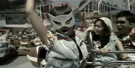 CL w mask