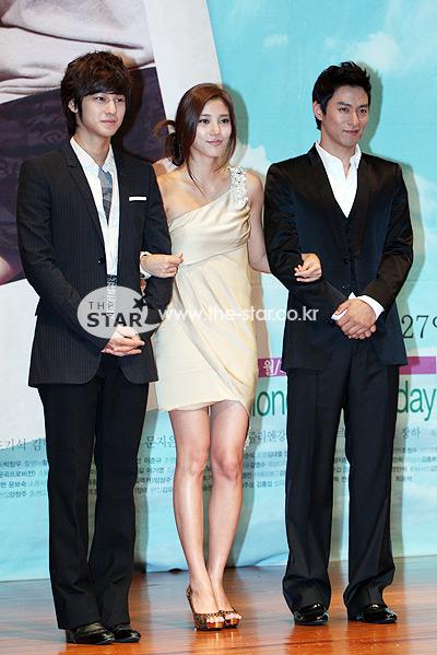 Dream drama trio