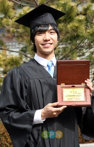 seunggi graduate