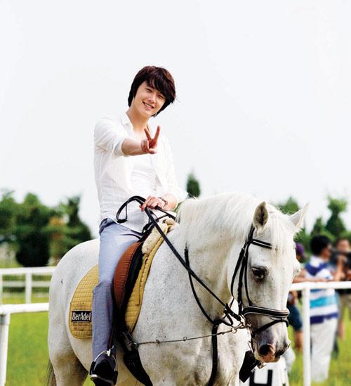 Jungilwoo for lady castle drama