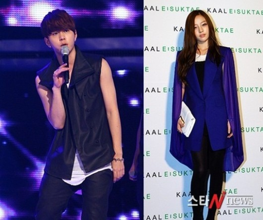 B2st junhyung and goo hara dating after divorce