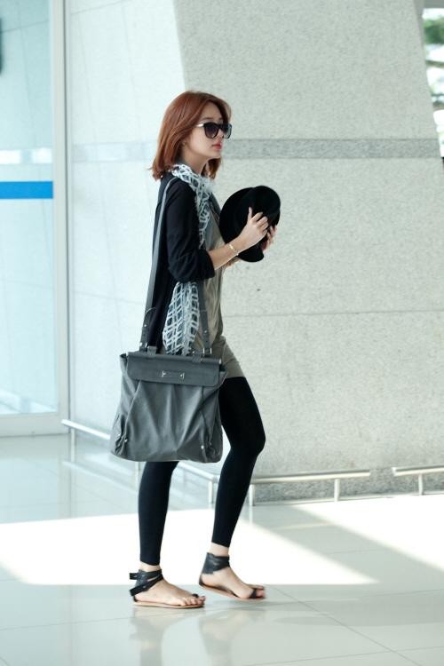Fashion Magz Actress Yoon Eunhye Big Bang Top Flew To Nyc For W Magazine Photoshoot